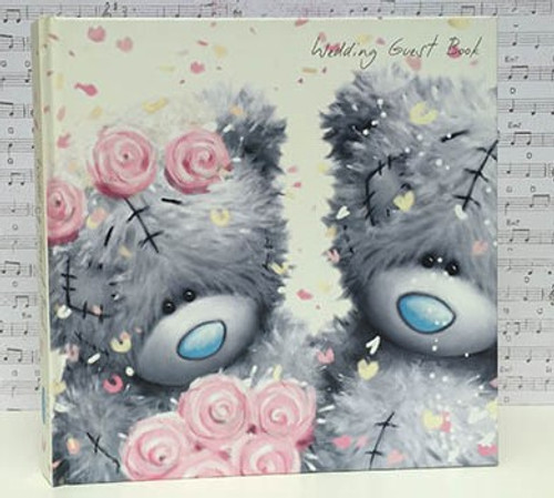 Tatty Teddy Wedding Guest Book