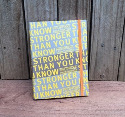 You Are Stronger Than You Think - Journal