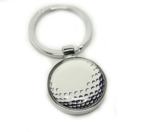 Troika Golfers Keyring with ball marker