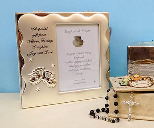 Baptism Keepsake Box - Baptism Gifts