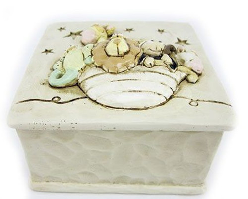 Noahs Ark Trinket Box