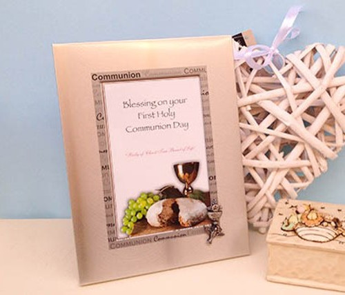First Holy Communion Photo Frame