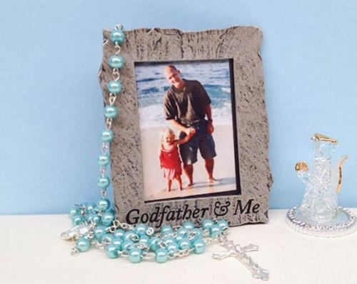 Godfather and Me - Photo Frame