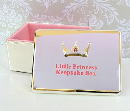 'Little Princess' Keepsake Box