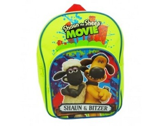 Shaun The Sheep - Shaun The Sheep Backpack (Daycare Size)