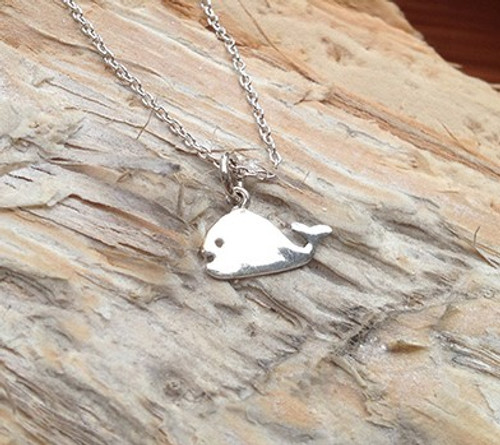 'Angel Of The Sea' Sterling Silver Necklace
