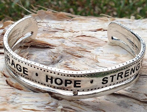 Majique Jewellery - Courage Hope Strength
