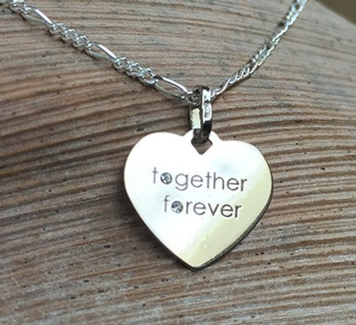 'Together Forever' Necklace