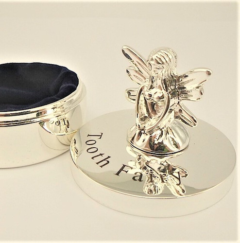 Tooth Fairy Trinket Box
