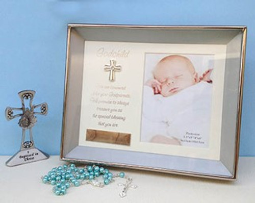 Godchild Photo Frame from Godparents