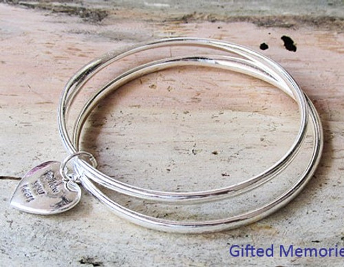 Equilibrium Double Bangle - Follow Your Heart