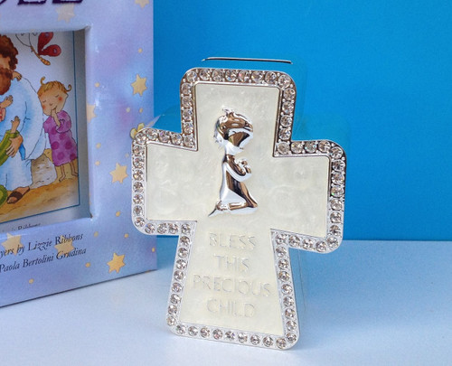 'Bless This Child' Money Bank - Boy or Girl
