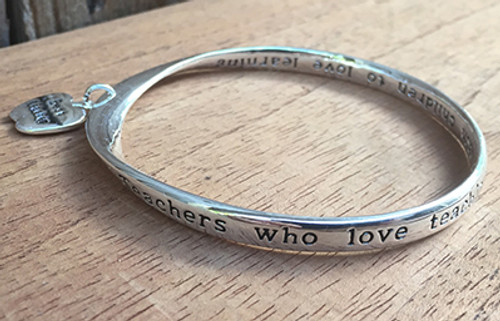 Equilibrium Bangle - Best Teacher