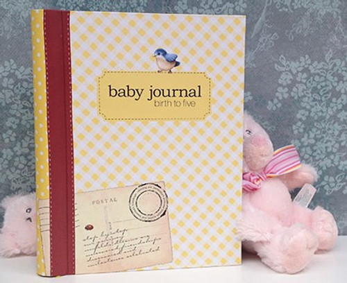 Baby Journal - A special keepsake from birth to five years