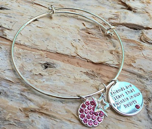 Equilibrium Bangle - Friends Are Stars