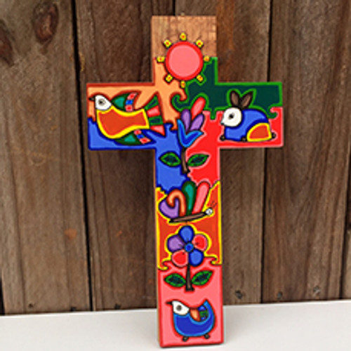 El Salvador Original Cross 25cm