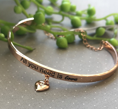 Equilibrium Pure Elegance range - 'All You Need Is Love'