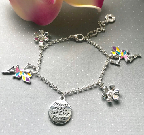 Equilibrium For Girls - Fairy Charm Bracelet