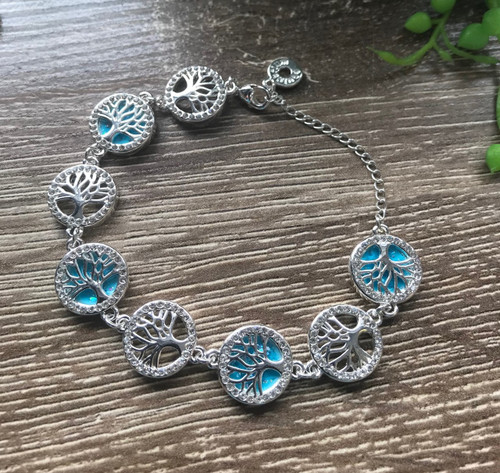 Equilibrium Sea Breeze Bracelet