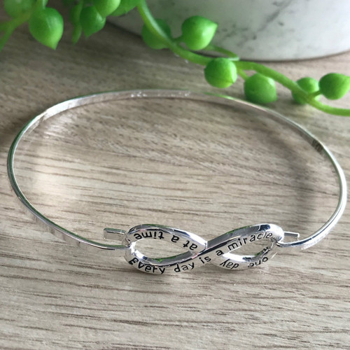 Equilibrium Bangle - Everyday Is A Miracle
