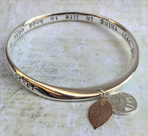 Equilibrium Bangle - The Best Thing