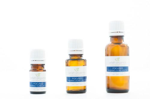 Focus Organic Essential Oil Blend | Focus, Calming