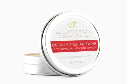 First Aid | Healing Salve | Selah Organics