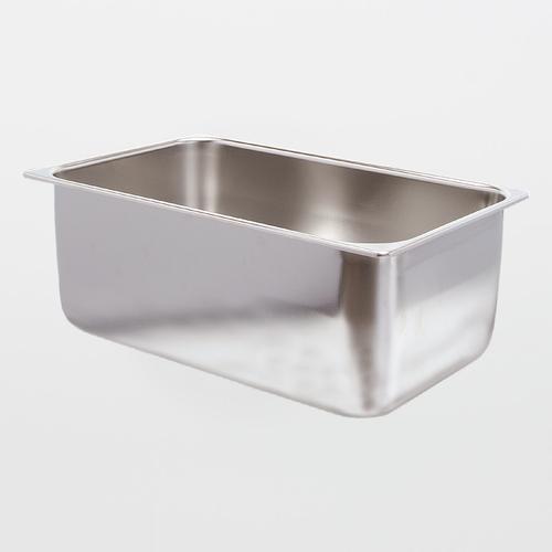 TX7054 AlphaMop Stainless Steel Rectangular Bucket