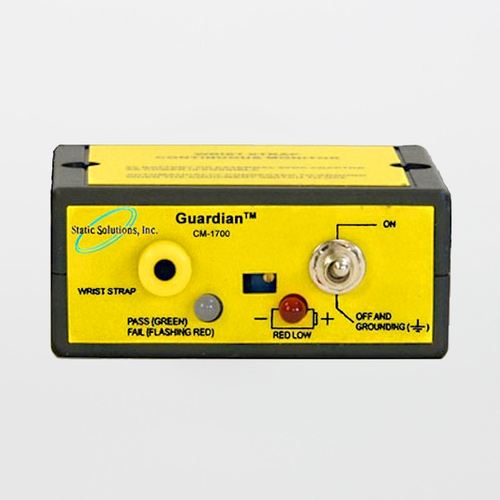 Ohm-Stat CM-1700 - Guardian Constant Monitor