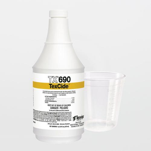TexCide TX690 Sporicidal Disinfectant