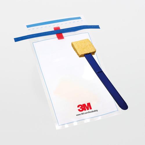 3M Sponge-Stick with 10 mL Buffered Peptone Water Broth SSL10BPW