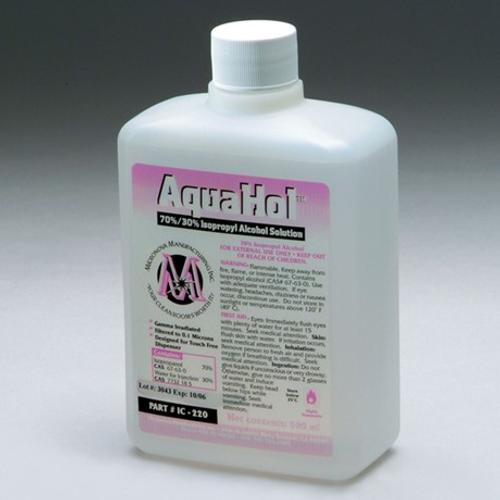 AquaHol Sterile Alcohol
