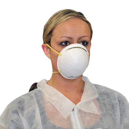 NOISH N95 Rated Dust Mask