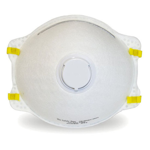 NOISH N95 Rated Dust Mask with Exhalation Valve
