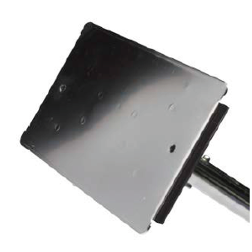 "TX7115 TexMop 8"" Stainless Steel Head for 9"" x 9"" Wipers"