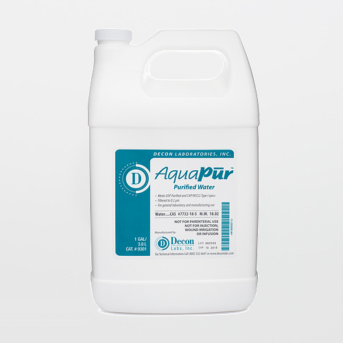 AquaPur 9301 Purified Water (1 Gallon)