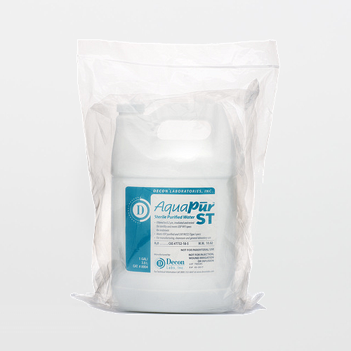 AquaPur ST 8904 Sterile Purified Water (1 Gallon)