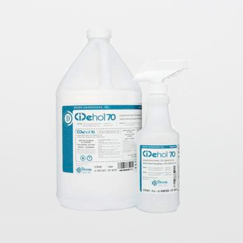 CiDehol 8401 Non-Sterile 70% Isopropyl Alcohol Solution (1 Gallon)