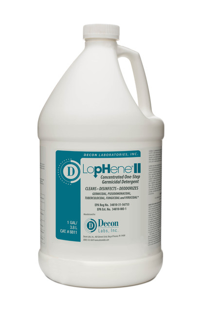 LopHene 8811 Low-pH Concentrated Phenolic Disinfectant (1 Gallon)