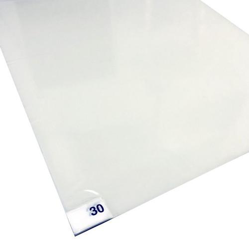 "Tacky Traxx 22"" x 30"" Clear Mat Refills (240 Sheets)"