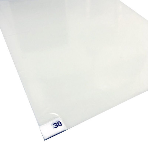"Tacky Traxx 22"" x 30"" Clear Mat Refills (240 Sheets)"
