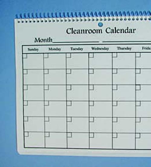 Cleanroom Calendar