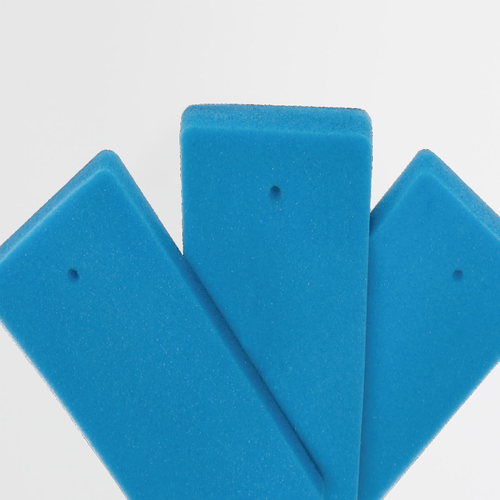 "TX7124 Mini AlphaMop 7"" x 4"" Cleanroom Replacement Foam Pads (Refills)"