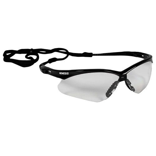 KleenGuard Nemesis Safety Glasses (Clear Uncoated)