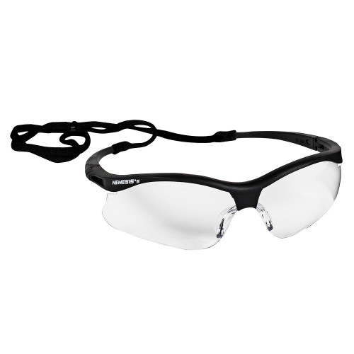 KleenGuard Nemesis Small Safety Glasses (Clear Uncoated)