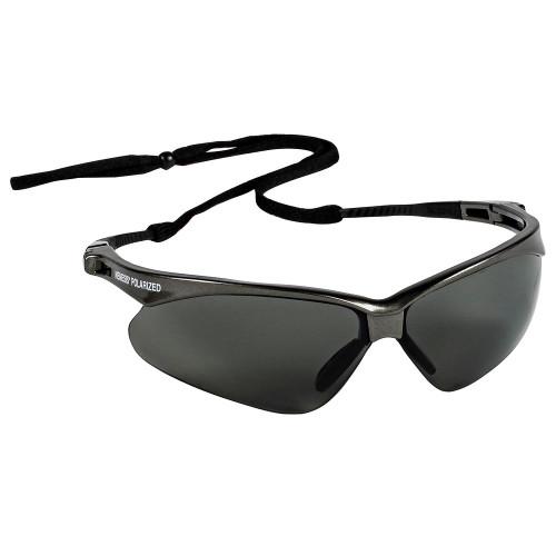 KleenGuard Nemesis Polarized Safety Glasses (Polarized Smoke)