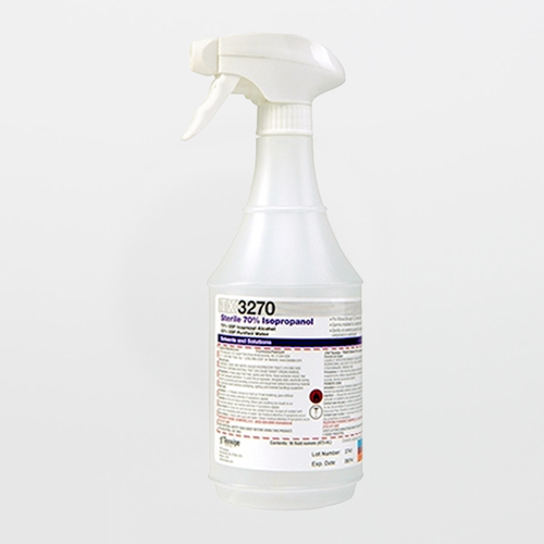 TX3270 Sterile 70% Isopropanol Alcohol Solution (16 oz.)