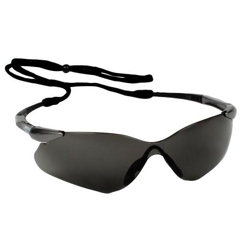 KleenGuard Nemesis VL Safety Glasses (Smoke Uncoated)