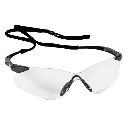 KleenGuard Nemesis VL Safety Glasses (Clear Uncoated)