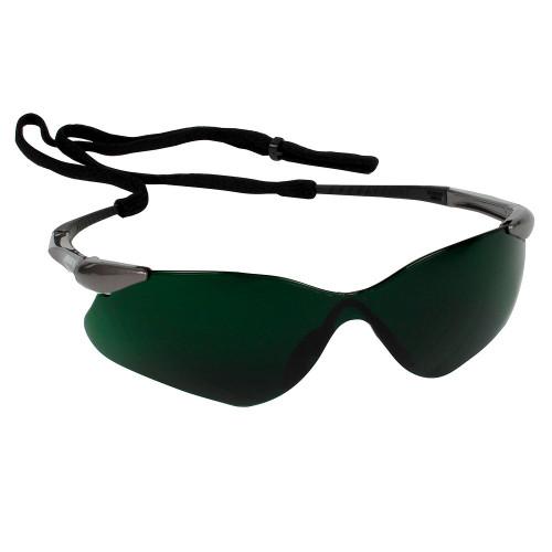 KleenGuard Nemesis VL Safety Glasses (IRUV Shade 5 Uncoated)